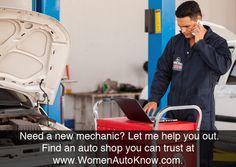 #MechanicMonday