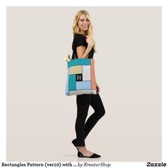 Monogram Tote Bags, Edge Design, Best Gifts, Shoulder Bag, Gift Ideas, Stylish, Pattern, Shopping, Fashion