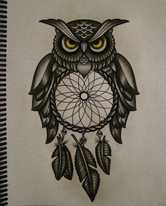 Soooo many amazing designs!!! Owl filter of dreams by FraH via deviantART