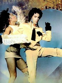 Prince & Cat SOTT album cover photo session!