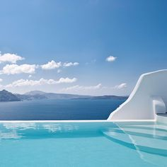 So lucky to have worked here back in 2012. Andronis Luxury Suites, Santorini