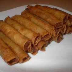 Lumpia Recipe (Filipino Egg Rolls), I use egg roll wrappers, haven't found Lumpia wrappers yet. Lumpia Recipe (Filipino Egg Rolls), I use egg roll wrappers, haven't found Lumpia wrappers yet. Lumpia Recipe Filipino, Filipino Egg Rolls, Filipino Recipes, Lumpia Recipe Beef, Indonesian Recipes, Vietnamese Egg Rolls, Shanghai Food, Lumpia Shanghai, Gastronomia