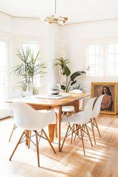 House Tour: A Minimal, Fashion-Inspired Portland Home / Apartment Therapy