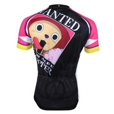One Piece Tony Chopper Cycling Jersey For Men's