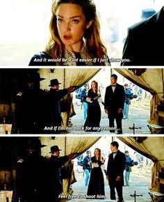 """""""It's just really hard to explain..."""" #LegendsofTomorrow #Season2 #2x04"""