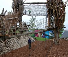 The 11 Most Innovative, Beautiful, And Inspired Playgrounds On The Planet