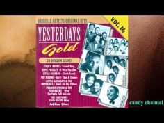 Yesterday's Gold Vol. 5   (Full Album) รวมเพลงสากลเก่าๆ ชุดที่ 5
