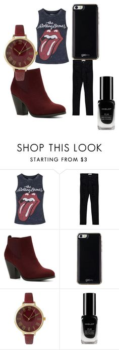 the rolling stones by hubbtann on Polyvore featuring Topshop, Call it SPRING, Olivia Pratt and Gooey