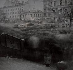 Alexey Titarenko, City of Shadows, Inspiration lies everywhere. For Alexey Titarenko, that time came when the Soviet Union collapsed.