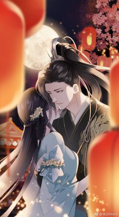 随时随地发现新鲜事!微博带你欣赏世界上每一个精彩瞬间,了解每一个幕后故事。分享你想表达的,让全世界都能听到你的心声! Anime Couples Manga, Cute Anime Couples, Anime Love Couple, Couple Art, Magic Anime, Japanese Couple, Anime Kimono, Manga Love, Cute Anime Pics