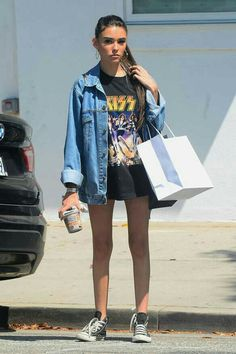Jean Jacket Outfits For Men Estilo Madison Beer, Madison Beer Style, Madison Beer Outfits, Celebrity Outfits, Edgy Outfits, Cute Casual Outfits, Summer Outfits, Fashion Outfits, Jeans Fashion