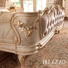 Luxury Furniture only from palazzo. For more information contact us in 0509490202 Classic Bedroom Furniture, Royal Furniture, Bed Furniture, Luxury Furniture, Cheap Furniture, Furniture Design, Furniture Movers, Furniture Ideas, Modern Bedroom Design