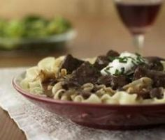 the best Beef Stroganoff  in the Thermomix!