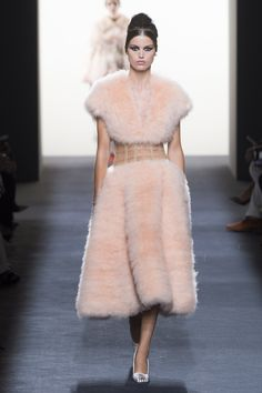 Fendi Fall 2018 Couture Fashion Show Collection: See the complete Fendi Fall 2018 Couture collection. Look 46