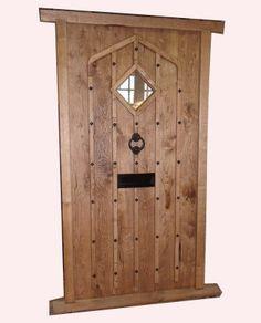 Oak Front Doors from Cox's Yard @ Moreton in Marsh.