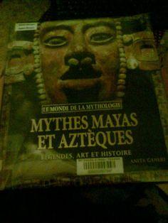 Mythes mayas et Aztèques de Anita Ganeri (Jennie Aradia)
