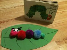 @Catherine Foerster...I don't think I will ever be able to read this book again!  Caterpillar overload!