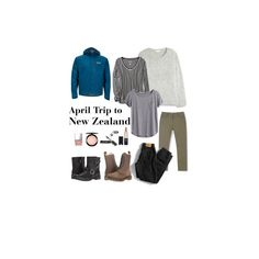 """""""April trip to New Zealand"""" by laura-shae on Polyvore featuring Trask, Dash, Marmot, Paul & Joe, American Eagle Outfitters, Levi's, WithChic, Dr. Martens, Bobbi Brown Cosmetics and MAC Cosmetics"""