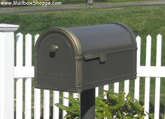 The Mailbox Shoppe sells Coronado Mailboxes. Mounted Mailbox, Outdoor Decor, Home Decor, Decoration Home, Room Decor, Interior Decorating