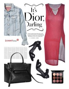 """Sammydress 34/5"" by merima-kopic ❤ liked on Polyvore featuring H&M, MAC Cosmetics and sammydress"