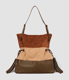 ALLSAINTS: Womens leather handbags and ladies handbags