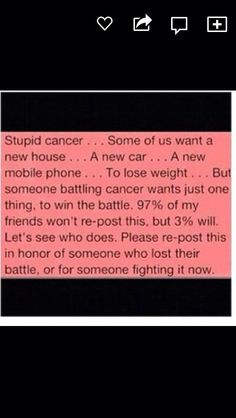 I know most of you wont but you don't know what they are going through at all! They matter too!