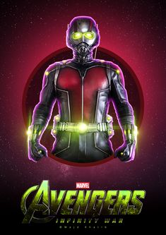 PosterSpy - The Largest Online Gallery of Poster Art Marvel Movie Posters, Marvel And Dc Characters, Marvel Comic Books, Ant Man Avengers, Marvel Avengers, Marvel Comics, Marvel Fan, Marvel Heroes, Mundo Marvel