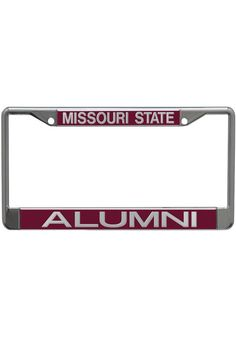 Missouri Valley Conference College Pennant Set By College