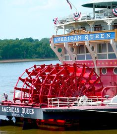 Memphis is the new homeport for the American Queen.  http://allthingscruise.com/american-queen-chooses-memphis-for-new-homeport/