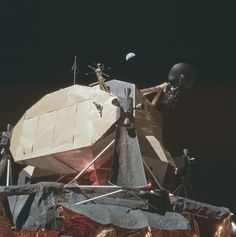 Some say it was a giant leap for humanity, some say it was fake, some even say Stanely Kubrick directed it. However, the landing on the moon is still a sub