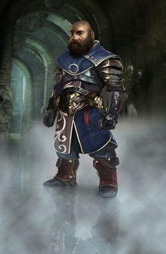 Fantasy Dwarf, Fantasy Male, Fantasy Rpg, Fantasy Artwork, Character Portraits, Character Art, Character Design, Character Concept, Dnd Characters