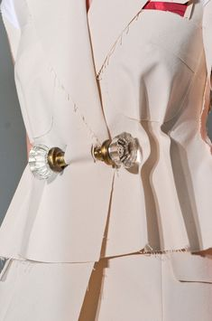 Maison Martin Margiela at Couture Fall 2012 - Details Runway Photos