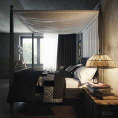 Bedroom. by Vic Nguyen   Architecture   3D   CGSociety