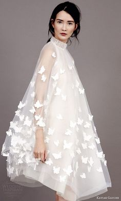 Kaviar Gauche 2015 Wedding Dresses — Papillon D'Amour Bridal Couture Collection | Wedding Inspirasi: