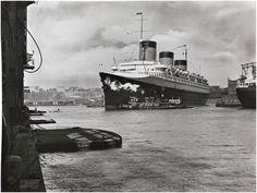 ss NORMANDIE 1935-1942 II