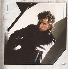 Duran Duran - Arena- John Taylor (1984)