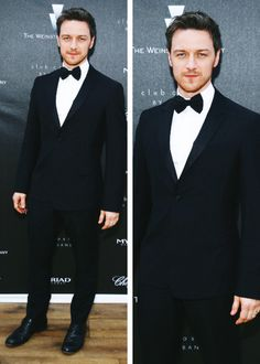 James in tux. I can't say anything anymore. 😍😍💋