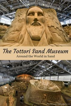 travelyesplease.com | The Tottori Sand Museum- Around the World in Sand (BLOG…