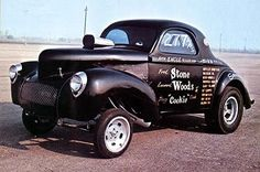 photos of 40/41 willys gassers | report abuse