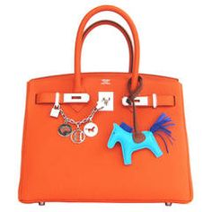 Hermes Feu Orange 30cm Togo Birkin Palladium Insane Hermes Bags 2b2ff60e322b0