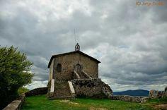 Monte Erga y ermita de la Trinidad