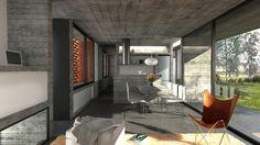 Besonias Almeida Arquitectos | Casa Suburbana
