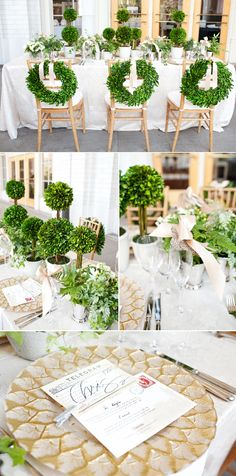 Affordable Wedding decor by celebrity planner Debi Lilly