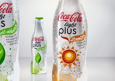 Office | Work | Coca-Cola Light Plus / Building a brand extension