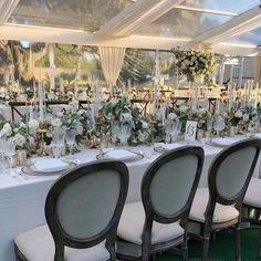 winkdesignandevents----,, David Tutera, Preston Bailey, Wedding Send Off, Wedding Goals, Clear Tent, Destinations, Top Tents, Wedding Decorations, Table Decorations