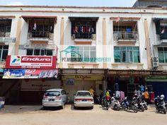 Disewakan 3 Lantai Ruko Golden Land – Batam Center