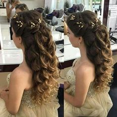 Killer Tips for Promoting Hair Growth Quince Hairstyles, Great Hairstyles, Hairstyles Haircuts, Peinado Updo, Growing Your Hair Out, Hair Upstyles, Hair Ornaments, Hair Health, Beauty Make Up