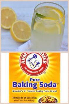 Quimioterapia: Limonada sin azúcar + bicarbonato  Para  los sufren de cáncer, la mejor quimioterapia, tomar limonada sin azúcar como agua todos los días, mayor efecto si le agrega una cucharita de bicarbonato.  estudios descubrió que El Limón ,es un producto milagroso para matar las células cancerosas y es 10.000 veces más potente que la quimioterapia.  Sol y Agua Marina tambien  son importantes