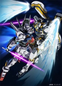 Gundam Wing, Gundam Art, Manga Anime, Anime Art, Thunderbolt Gundam, Mobile Robot, Gundam Iron Blooded Orphans, Gundam Wallpapers, Pokemon