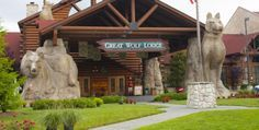 Welcome to Great Wolf Lodge Williamsburg